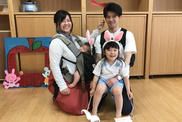 川内さん家族